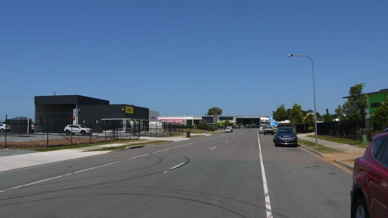 2.8ha General Industry Zoned DA Approved Kallangur Site