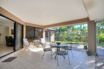 GREAT FAMILY HOME BACKING RESERVE