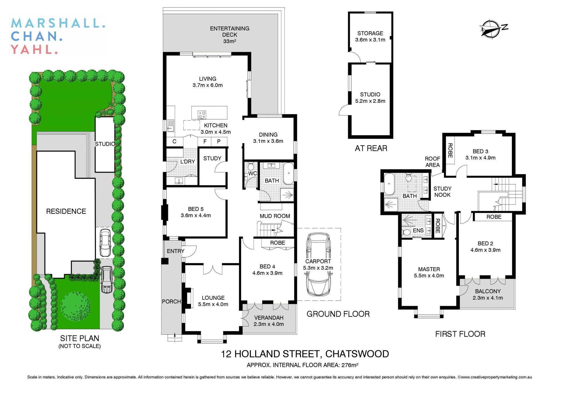 12 Holland Street Chatswood 2067