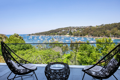 Waterfront Reserve - Breathtaking Harbour Views