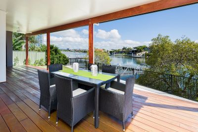 Under Contract - Best Value Waterfront Home in the Suburb!
