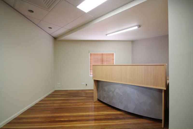 Split Level Office with Warehouse
