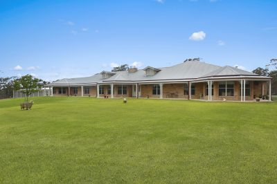 Superb 65 Square Home on 100 Acres