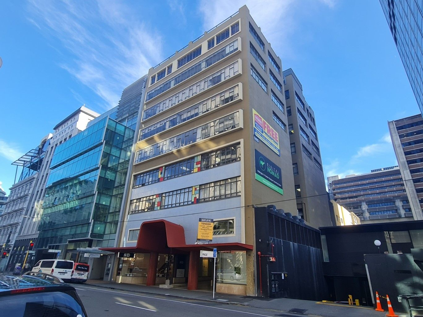 3/44 Victoria Street, Wellington Central