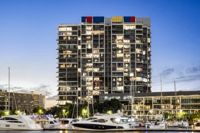 Well-Presented Living in the Amazing Yarra's Edge