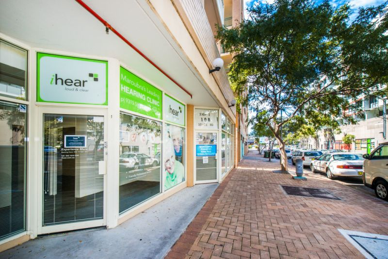 Retail or Commercial office available in the heart of Maroubra Junction