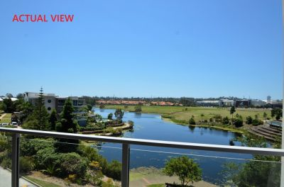 Views, Convenience & Designer Living Right On Lake Liddo