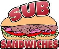 Submarine Sandwich Restaurant Franchise