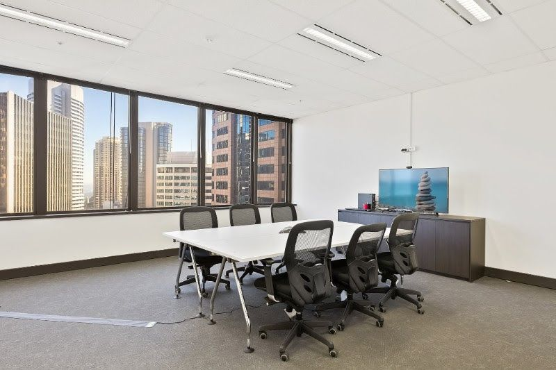 Existing legal style fit out in place