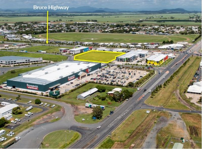 Brand New Industrial Development