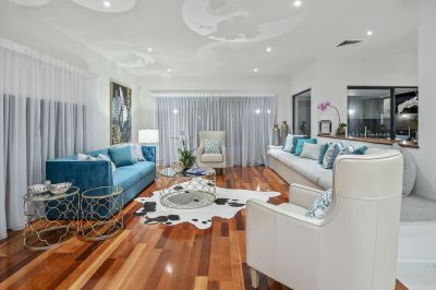 An Opulent Home of Distinction & Grand Proportions