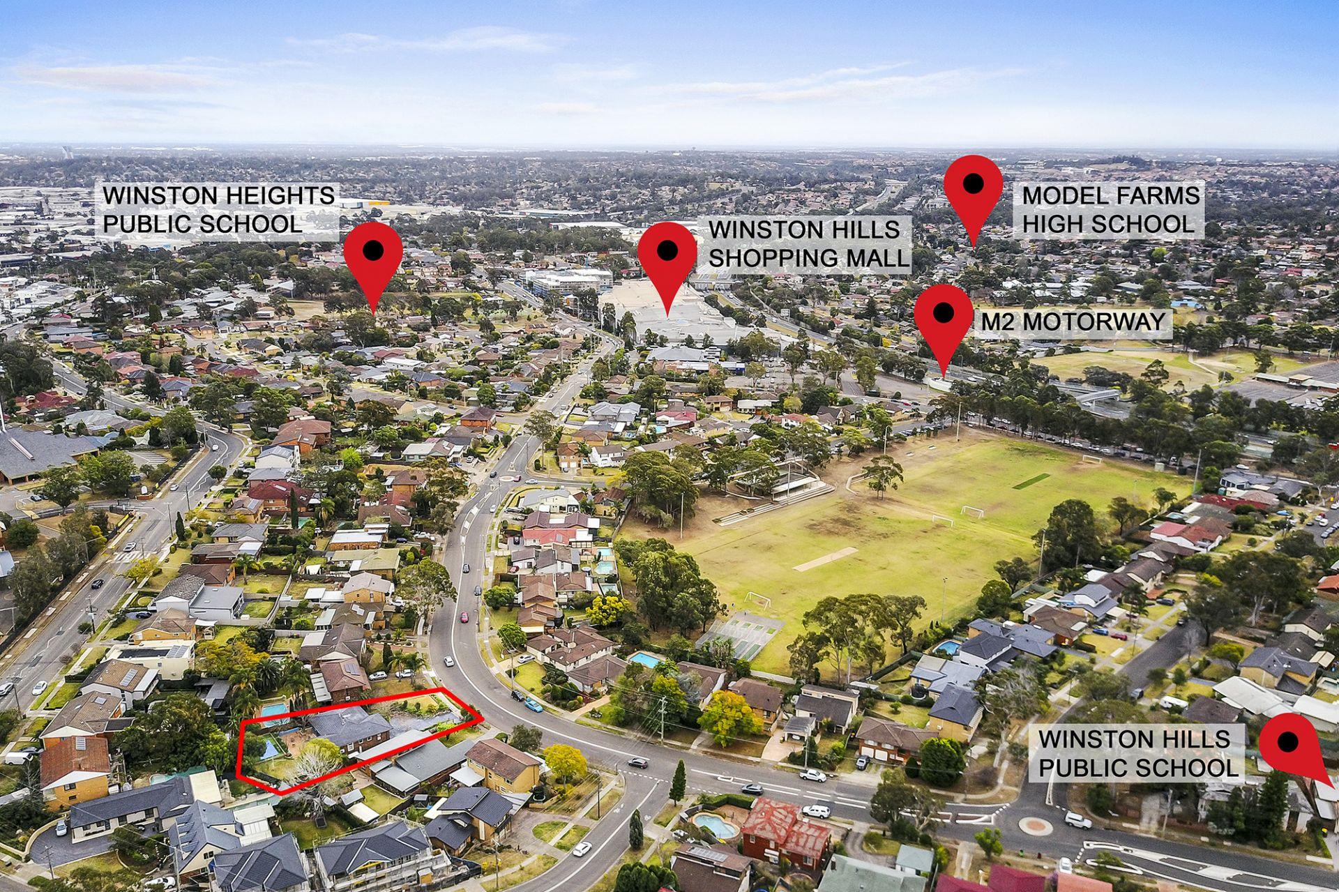 133 Caroline Chisholm Drive, Winston Hills NSW 2153