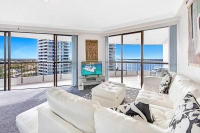 Fantastic Broadwater Lifestyle... No better value available in this building.