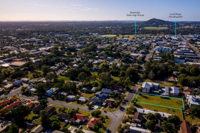 DEVELOPMENT LAND IN THE HEART OF THE GROWING BEENLEIGH