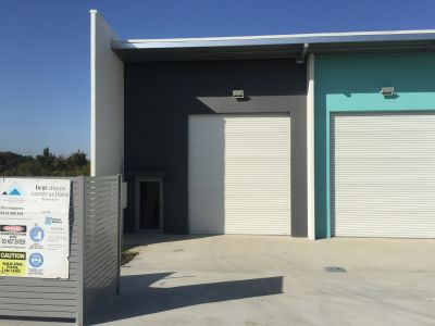 BRAND NEW INDUSTRIAL UNITS | BELLS CREEK