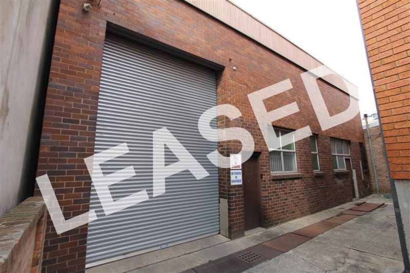 LEASED BY KYLE DEWEY & RYAN MCMAHON - OFFICE/WAREHOUSE