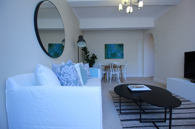 Bright and spacious 2 bedroom apartment