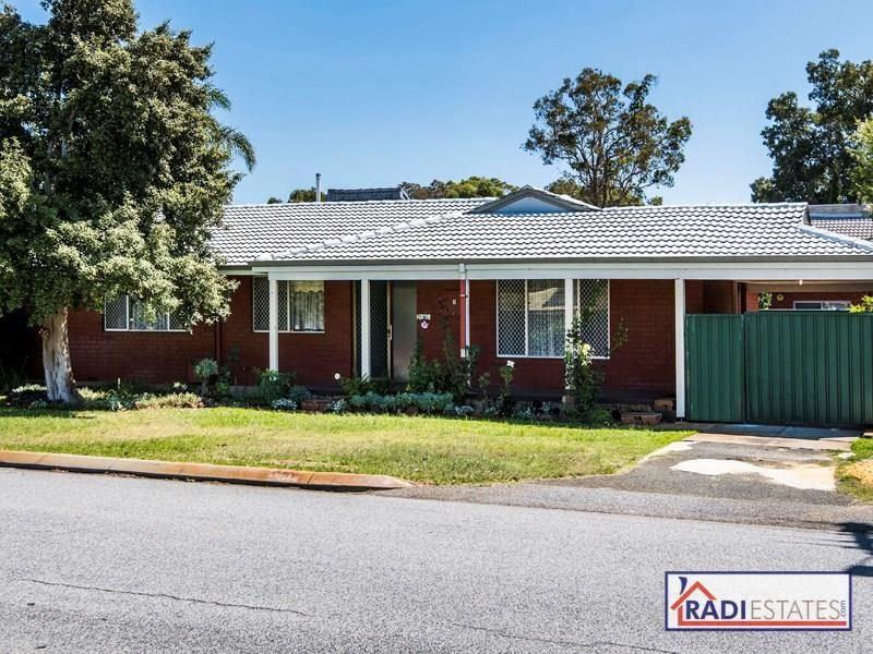 LOCATION PLUS - Opposite Dianella Plaza on Quiet street