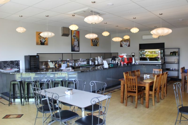 Cafe / Restaurant At Edge Hill