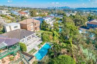 Two Blue-Chip Properties On 1,429sqm (approx.) North-Facing Land With Panoramic Views From Harbour Bridge To The Heads