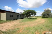 3 ACRES - SHED -  ATCO BUILDING