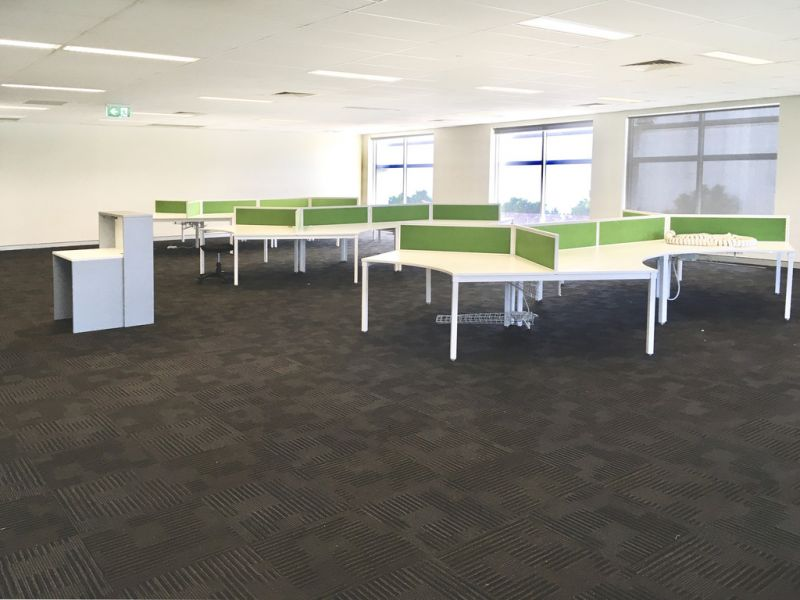 MODERN OFFICE SPACE IN HENDRA - CLOSE TO GATEWAY AND AIRPORT LINK!