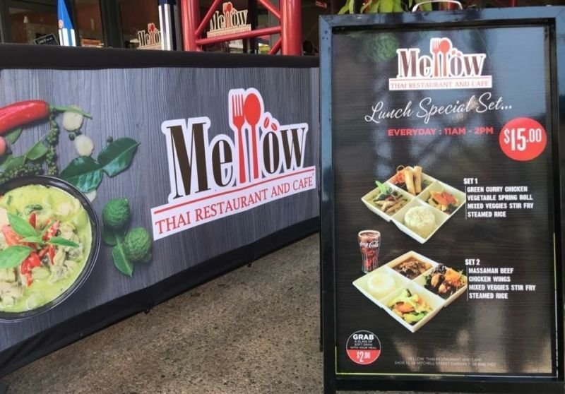 Mellow Thai Restaurant And Cafe