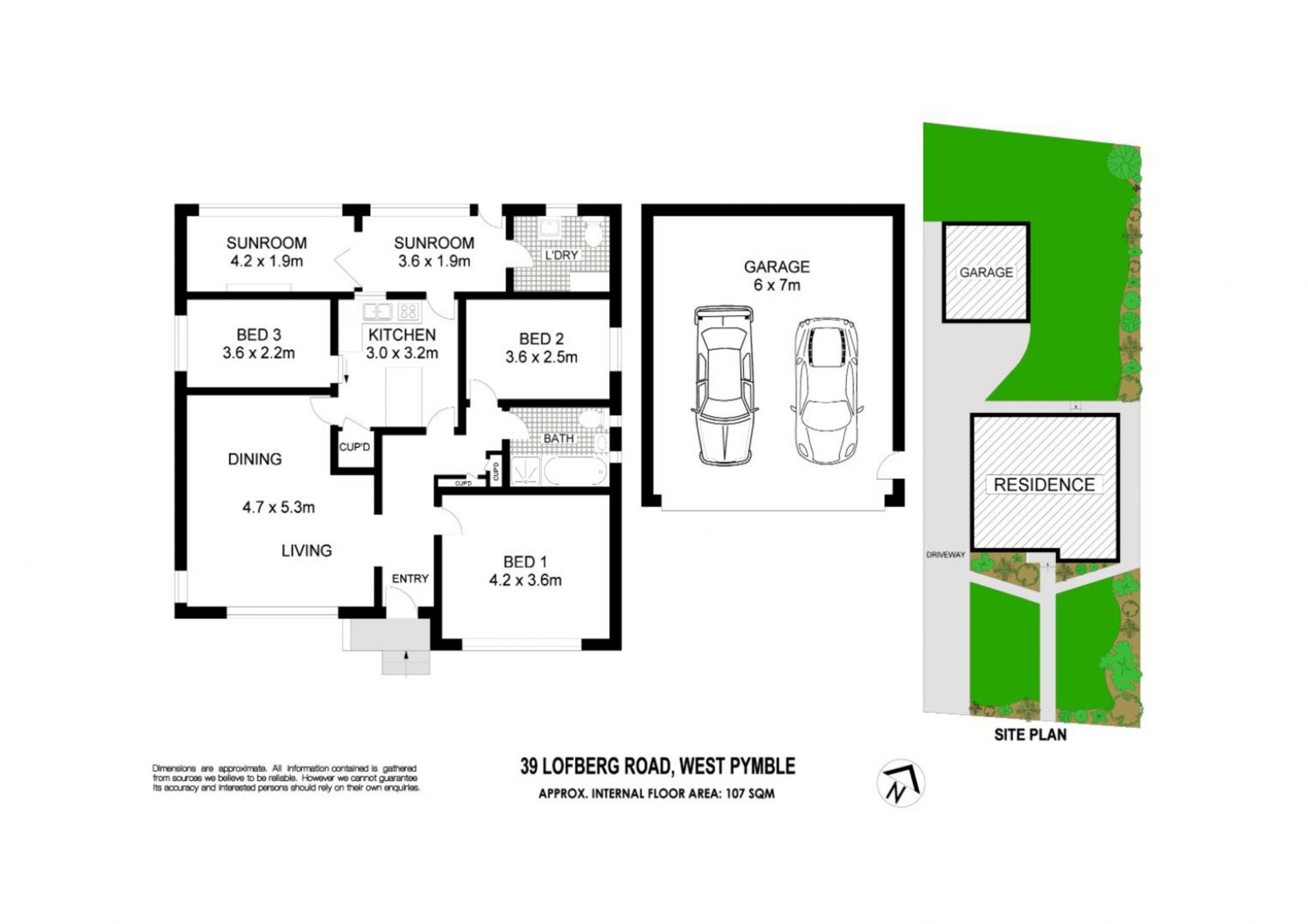 39 Lofberg Road West Pymble 2073