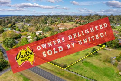 Owner's Delighted, SOLD by United!