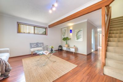 Inner city Two  Level Townhouse