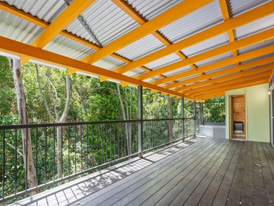 One-of-a-kind home in idyllic bushland setting