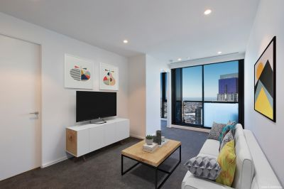 Stunning One Bedroom in Southbank Central with Fantastic Facilities! L/B