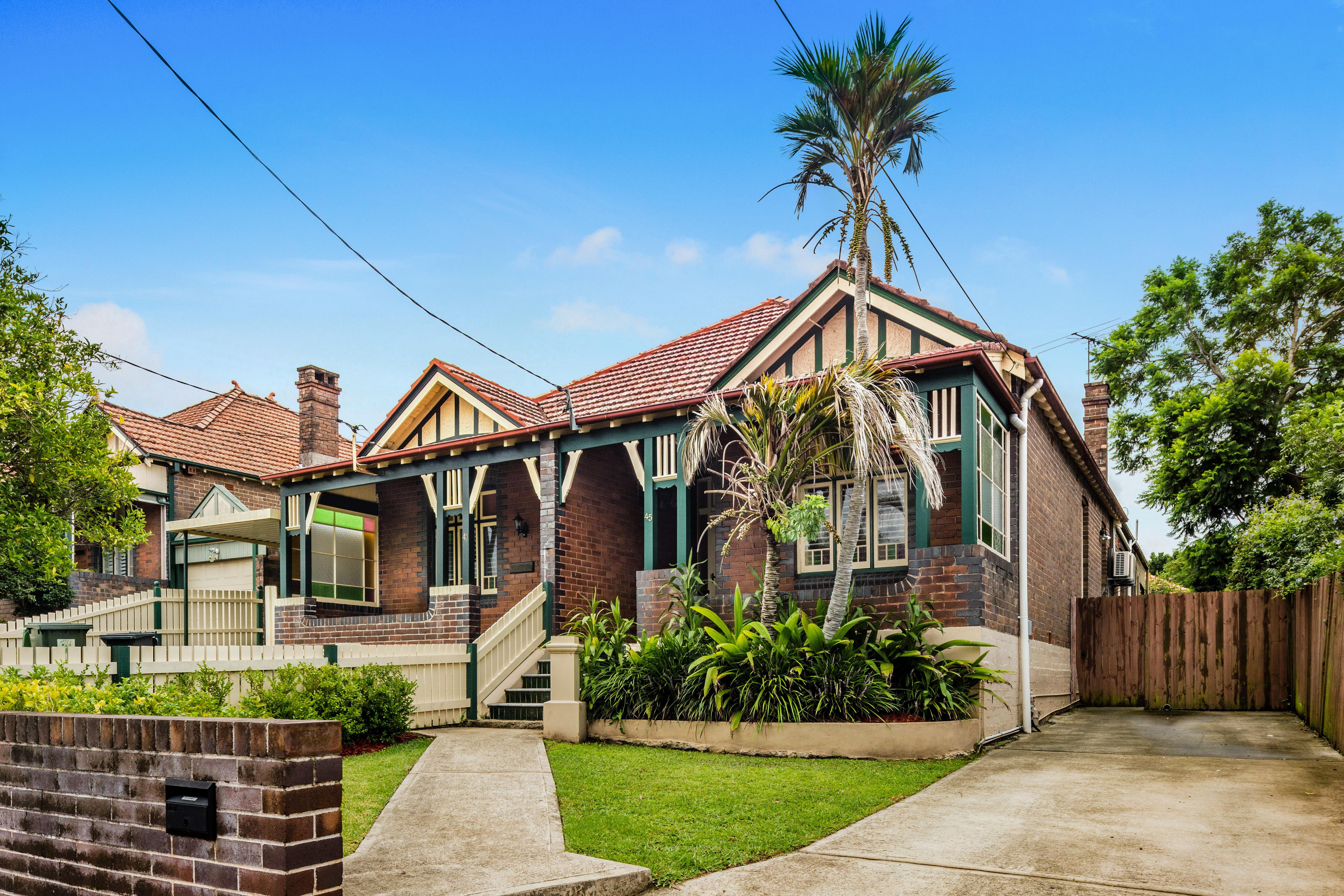 45 Fitzroy Street, Burwood NSW 2134