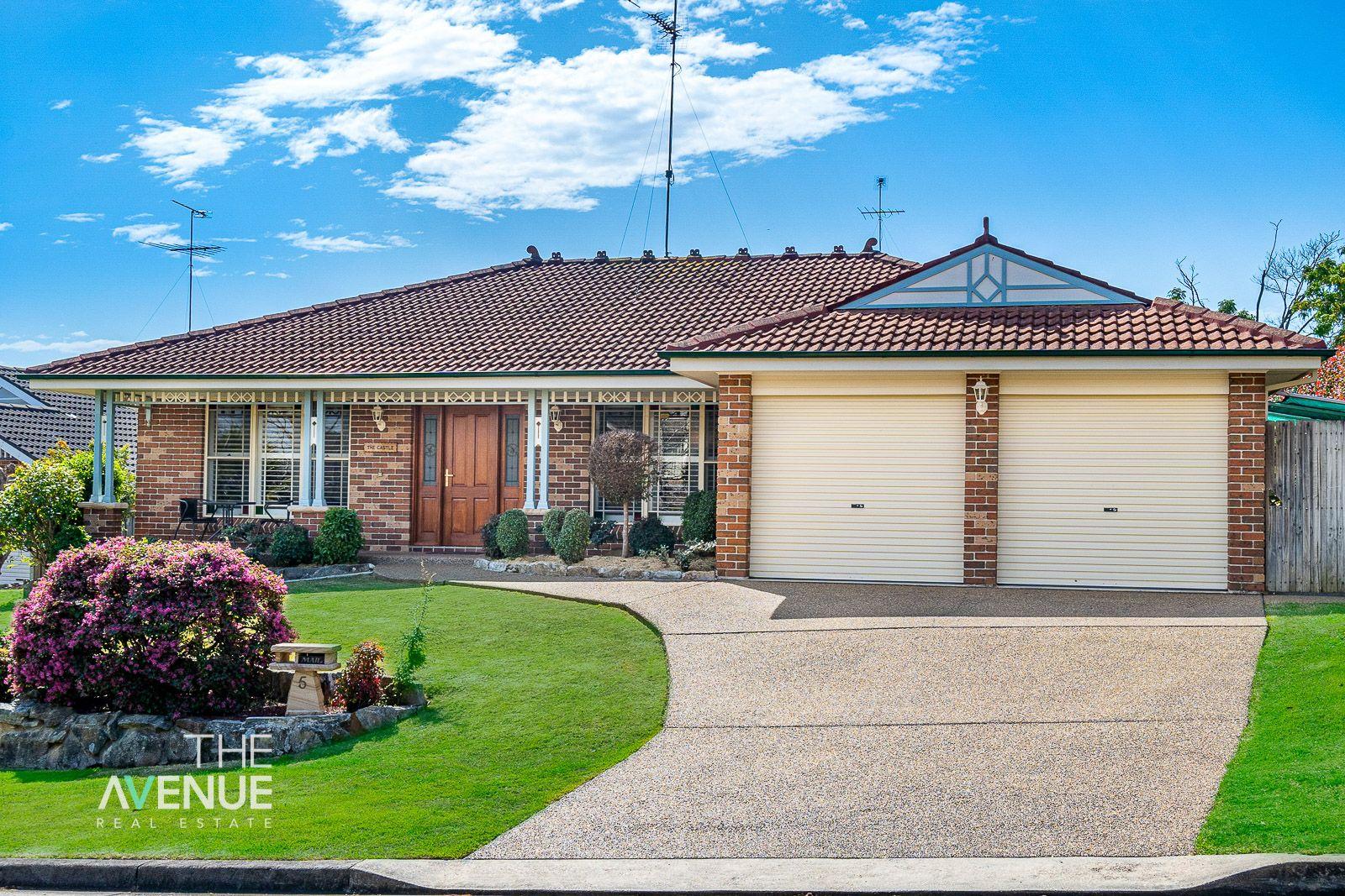 5 Woodward Terrace, Bella Vista NSW 2153