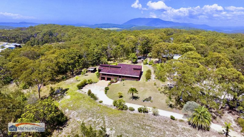 ONCE IN A LIFETIME!  15 COASTAL ACRES with OCEAN VIEWS near PORT MACQUARIE