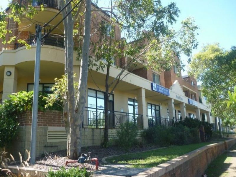 Ground floor office/shop facing Princes Hwy & opposite Engadine Railway Station!