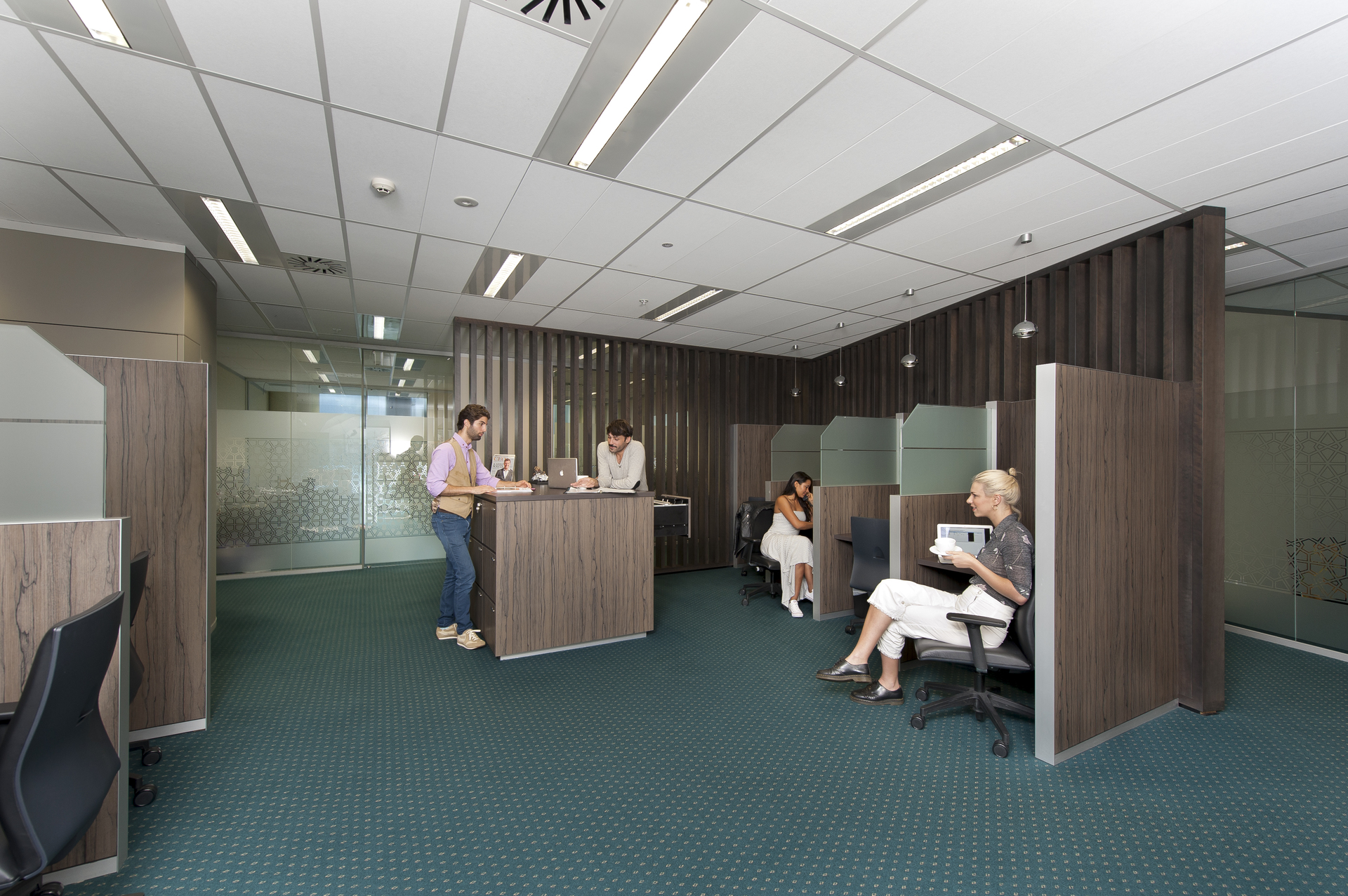 2-PERSON OFFICES LOCATED IN PARRAMATTA