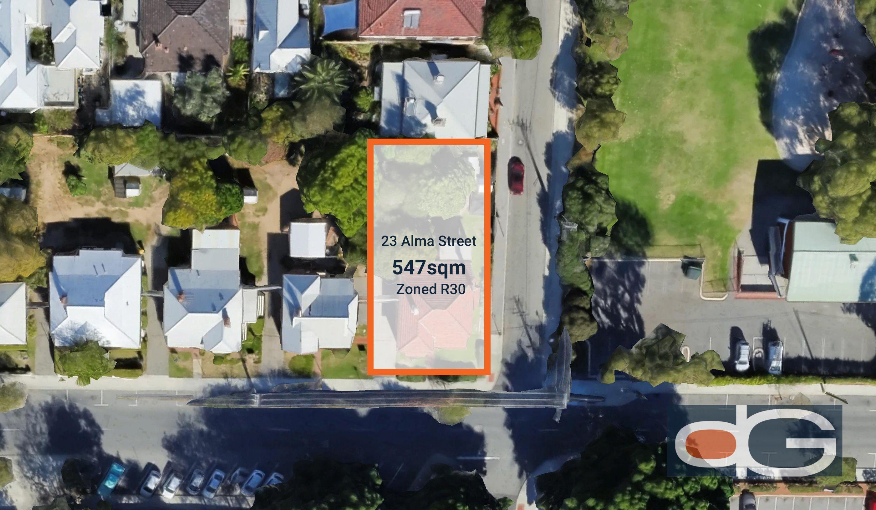 23 - 29 Alma Street, Fremantle