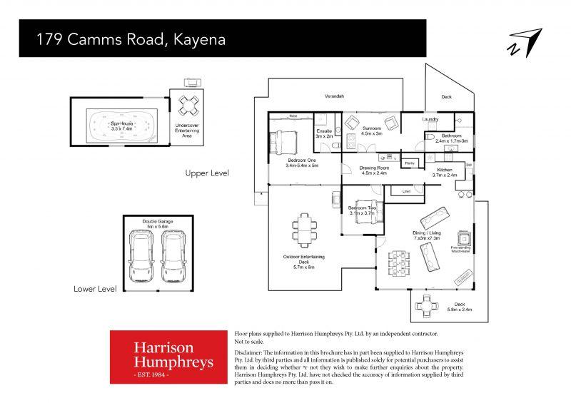 179 Camms Road Floorplan