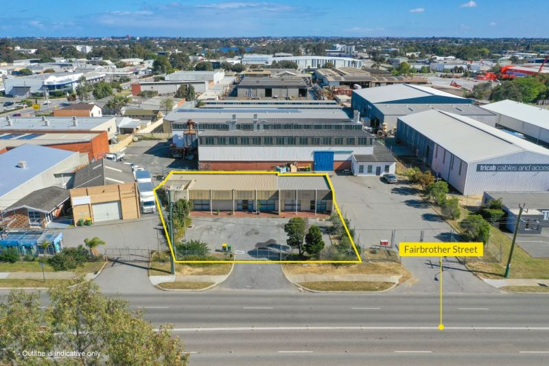 250sqm Freestanding Office/Training facility with great exposure