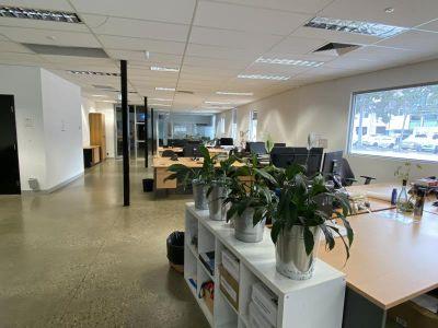 Ground Floor Office with Storage