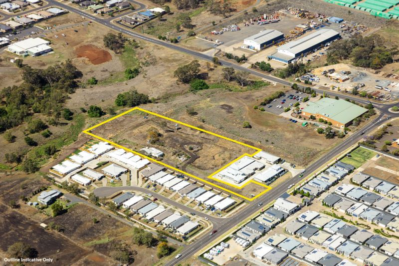 Mortgagee Sale - Toowoomba   1.295Ha* Development Site