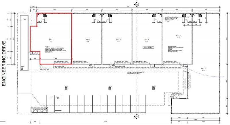 FRONT UNIT - Brand new complex...