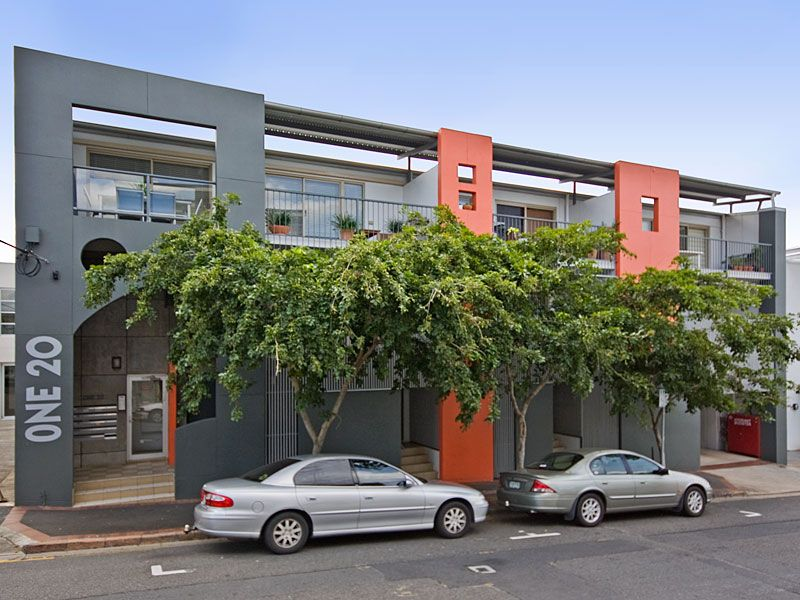 12/120 Robertson Street Fortitude Valley 4006