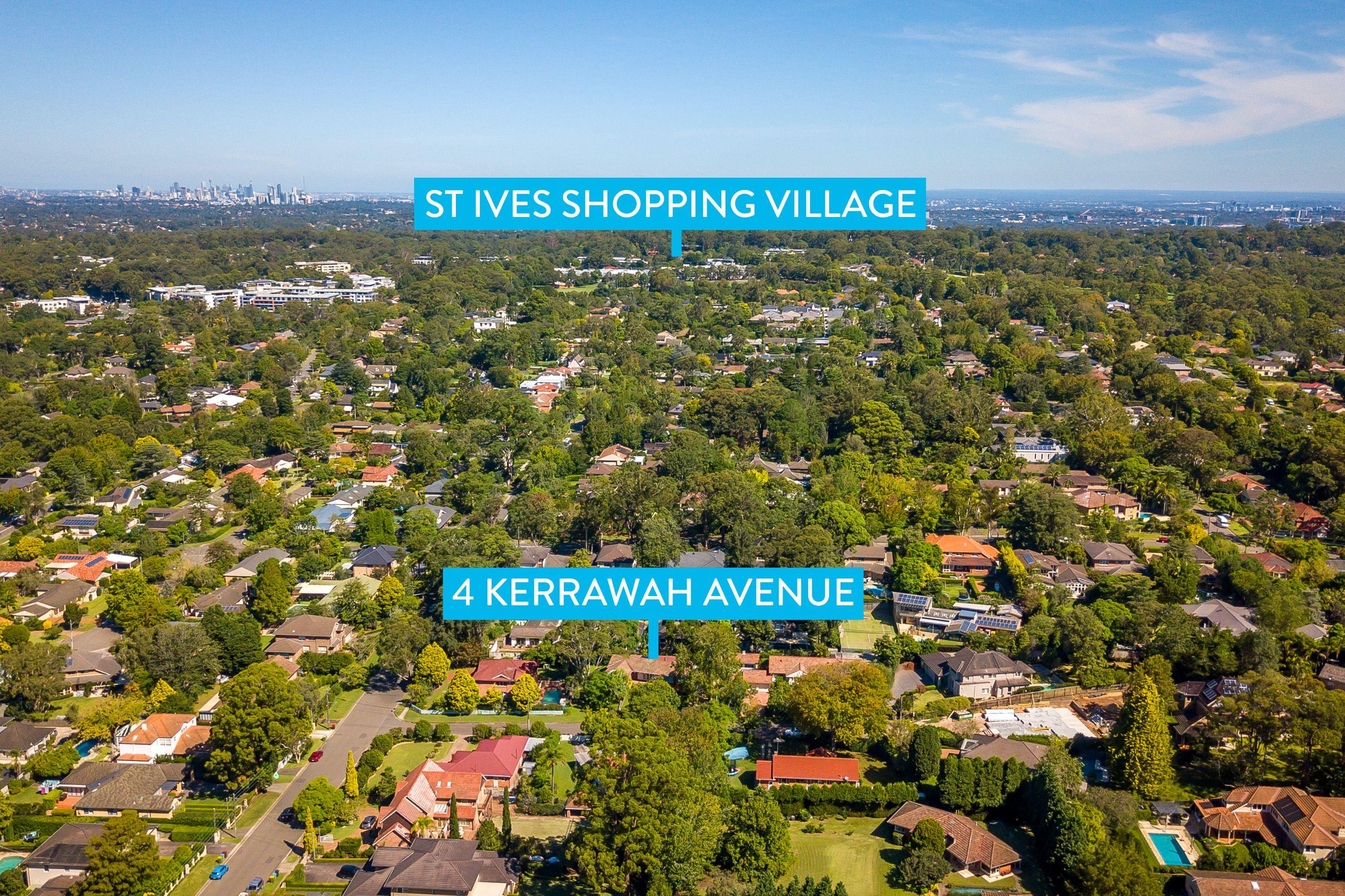 4 Kerrawah Avenue St Ives 2075