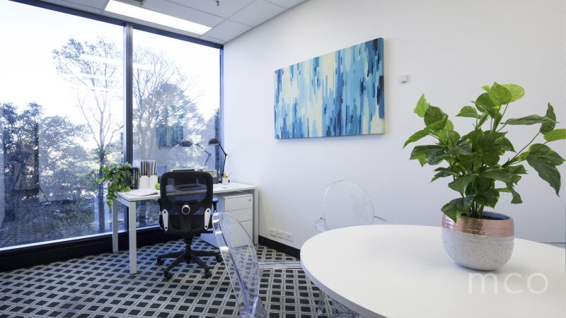 Lease a private office with 3 months rent free – secure now and pay later!*