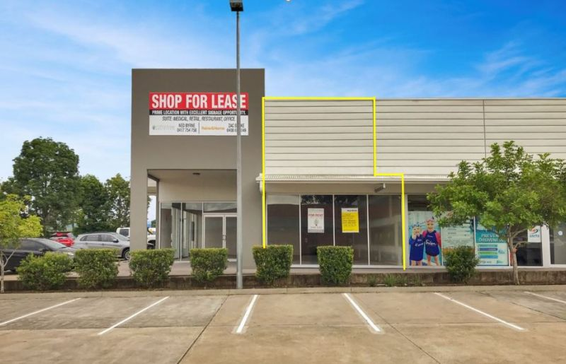97m2 of New Offfice/Retail Space Available in Heart of Beerwah