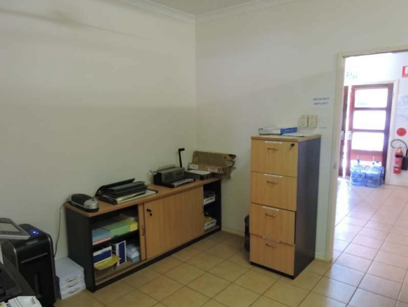 Corporate Office Location near Airport