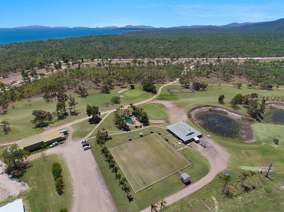 Golf Course, 17 Developed Land Lots & Residential House