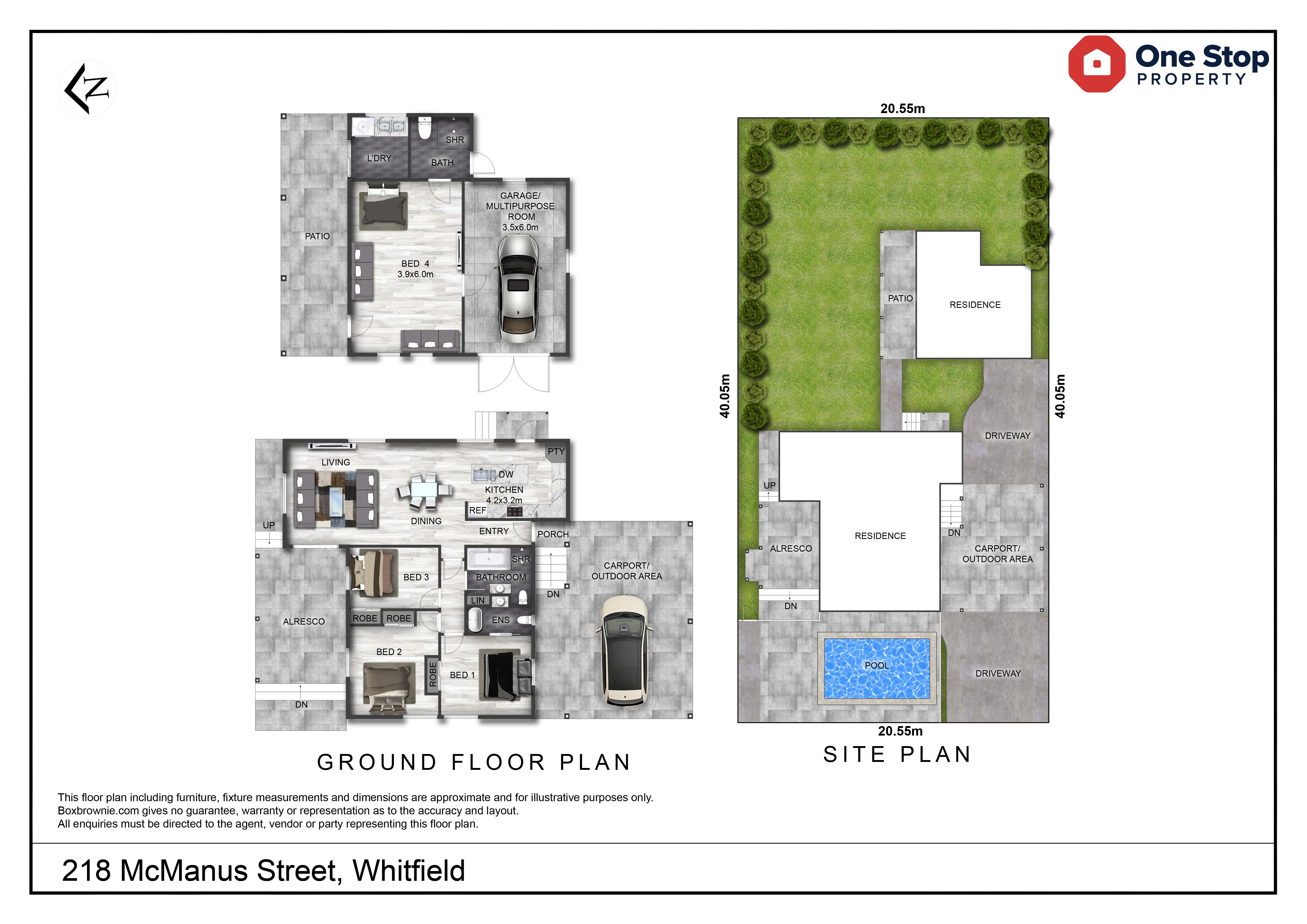 218 Mcmanus Street, Whitfield QLD 4870